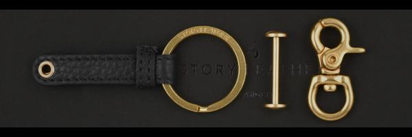 黑色鑰匙繩 +TWD.$300