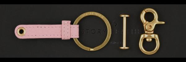 粉紅鑰匙繩 +TWD.$300